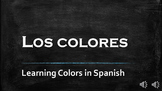 Learning Colors in Spanish - Los Colores