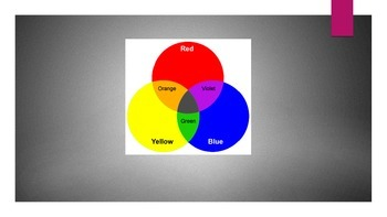 Color lesson Powerpoint