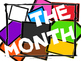 Color of the week/ month banner
