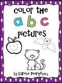 Color the ABC Pictures