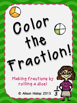 Color the Fraction!