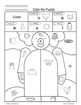 Color the Puzzle