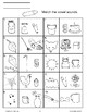 Color the Puzzle and Match the Vowel Sound