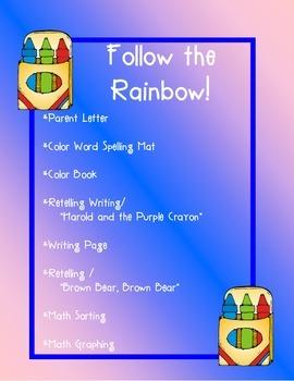 Color the Rainbow!
