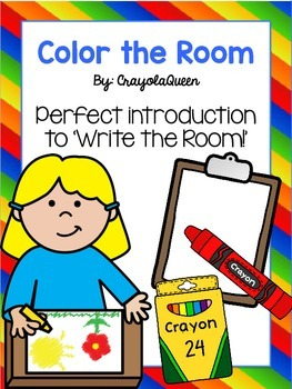 Color the Room