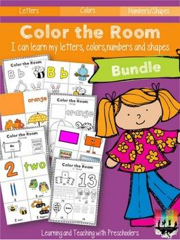 Color the Room Bundle