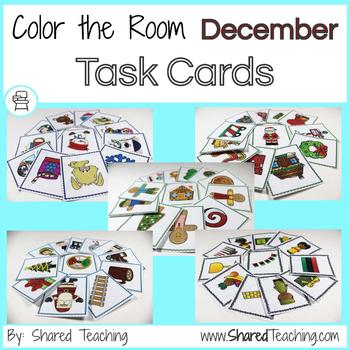 Color the Room December Bundle