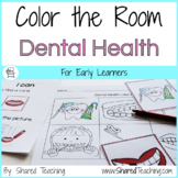 Color the Room Dental Health