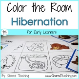 Color the Room Hibernation