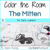 Color the Room The Mitten