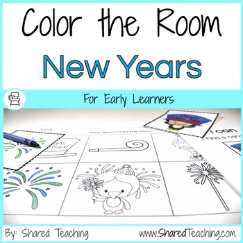 Color the Room New Years