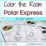 Color the Room Polar Express