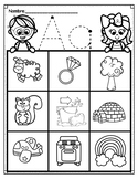 Color Spanish Initial Sound Pictures