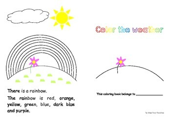 Color the weather