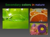 Color theory PowerPoint-presentation (very colorful)