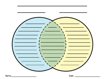 Color venn diagram