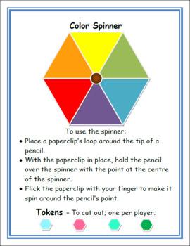 Color Wheel Activities