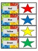 Color/Color Words (4 activities) - Matching/Memory & Cloth