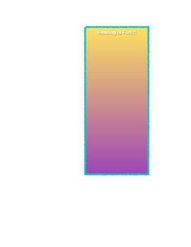 ColorFul & More for BookMarks!!!!