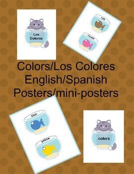 Color/Los Colores Something Fishy!
