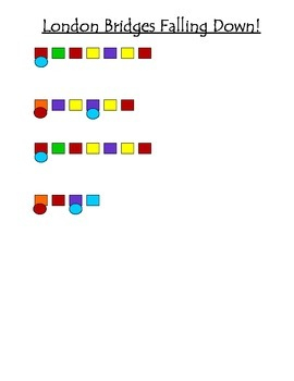 ColorMusic Alternate Music Notation SONG SHEETS
