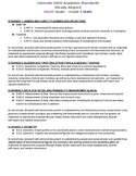 Colorado 2020 Academic Standards iReady Aligned SMART Goal