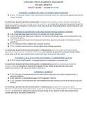 Colorado 2020 Academic Standards  iReady Aligned SMART Goals - Grade 8 Math