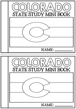 Colorado State Study - Facts and Information about Colorado