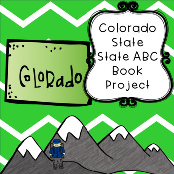 Colorado ABC Book Research Project