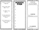 Colorado - State Research Project - Interactive Notebook - Mini Book