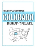 Colorado Biographies