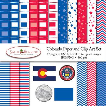 Colorado Clip Art