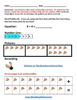 K - Colorado - Common Core -  Operations and Algebraic Thinking