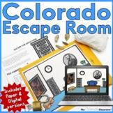 Colorado Escape Game | Escape the Gold Mine | Digital and Print