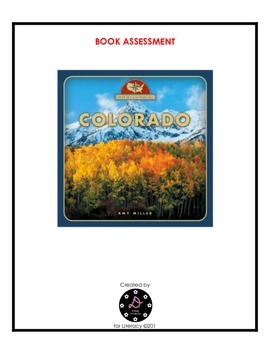 """Colorado: From Sea to Shining Sea"" Assessment"