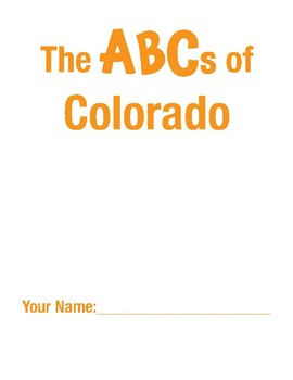 Colorado Handwriting Printables - Print Edition