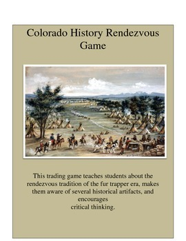 Colorado History Games Bundle