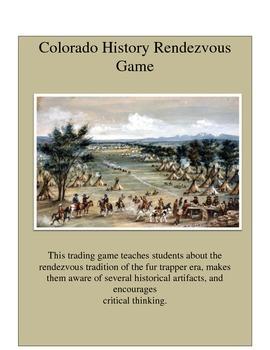 Colorado History Games Bundle