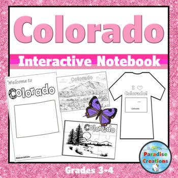 Colorado Interactive Notebook