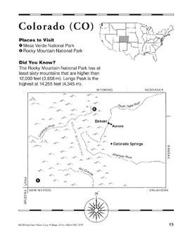 Colorado (Maps & Facts)