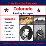 Colorado Reading Passages (Grades 4-5)