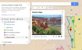 Colorado Regions Google Trek Virtual Field Trip