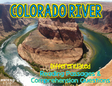 Colorado River Differentiated Nonfiction Reading Passages