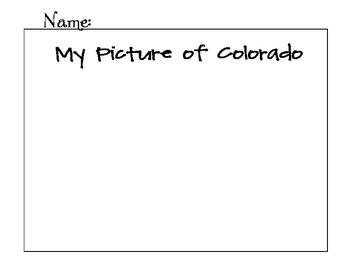 Colorado Spelling Puzzle