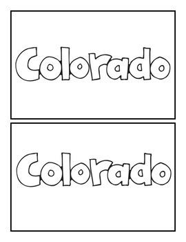 Colorado State Book