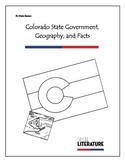 SL State Games: Colorado State Government, Geography, and Facts
