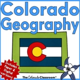 Colorado State History   Geography Unit
