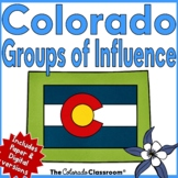 Colorado State History | Groups of Influence in Colorado History