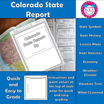 Colorado State Report