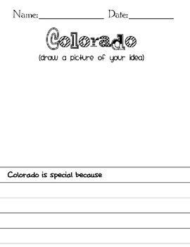 Colorado State Report Book